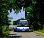Droga wzdłuż stawów pomiędzy Lubomią, a Bukowem. Linia nr 4. (2)