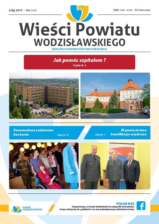 Wieści Powiatu Wodzislawskiego Luty 2015