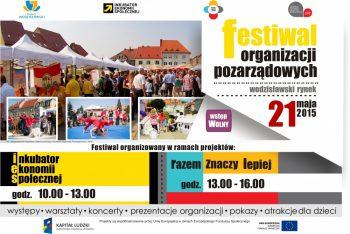 Festiwal organizacji pozarzadowych