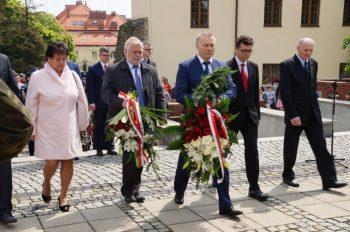 Narodowe Święto Trzeciego Maja - fot.: UM Wodzisław Śl.