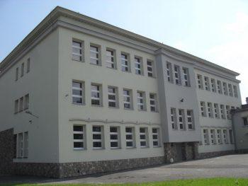 Budynek ZSZ w Radlinie w nowej odsłonie