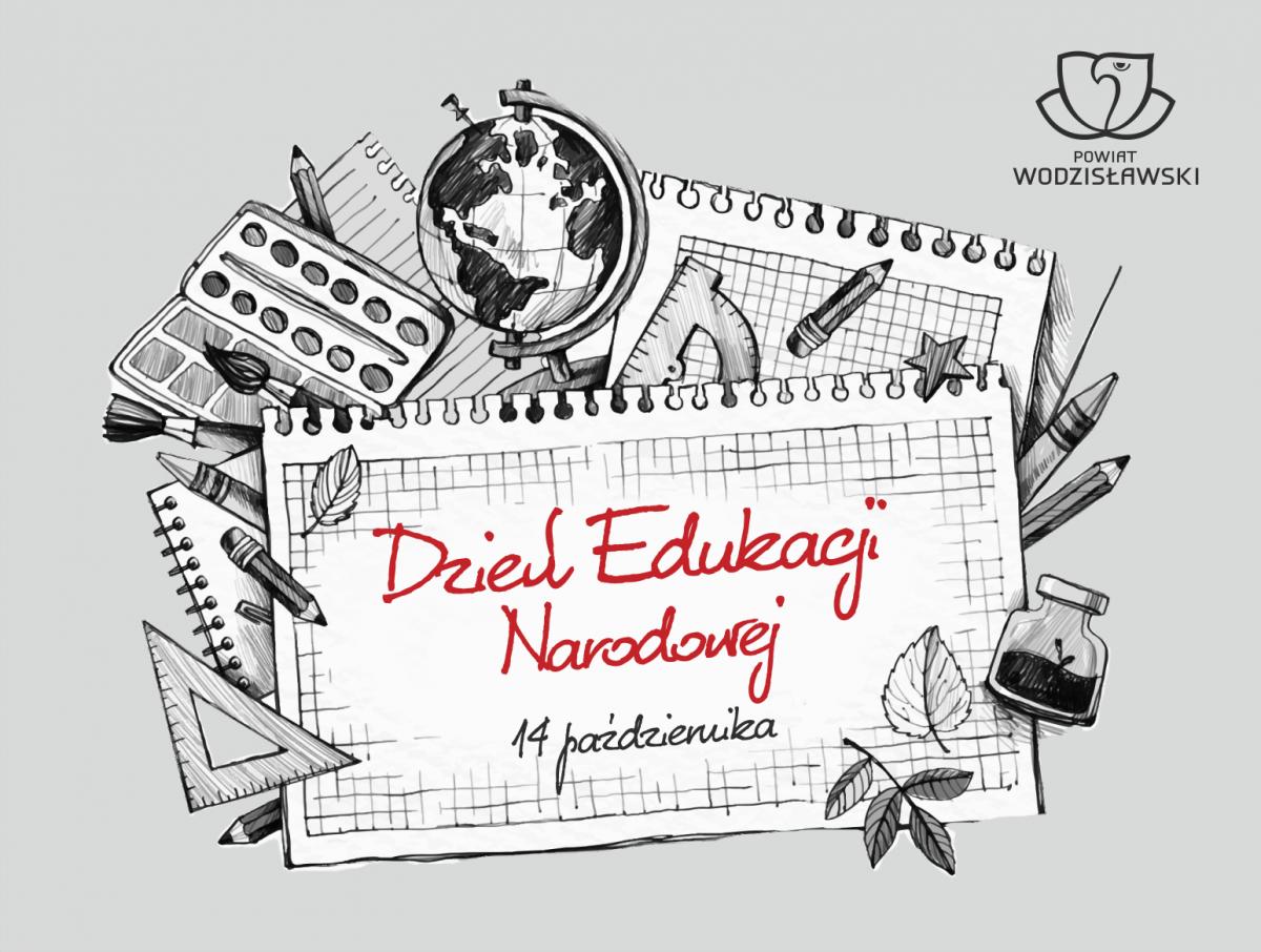 Dzień Edukacji Narodowej 2020 grafika