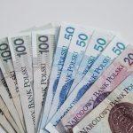 pieniądze złotówki banknoty
