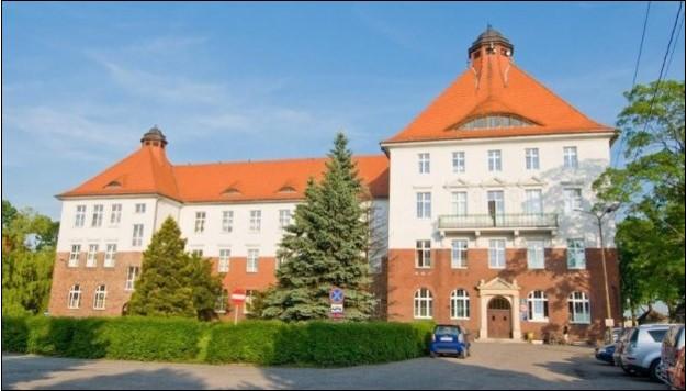 Szpital w Rydułtowach