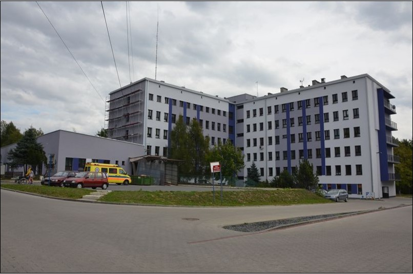 szpital w Wodzisławiu Śl.