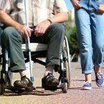 wózek inwalidzki obrazek