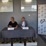 podpisanie porozumienia o współpracy Zespołu Szkół Ekonomicznych w Wodzisławiu Śląskim z Państwową Wyższą Szkołą Zawodową w Raciborzu