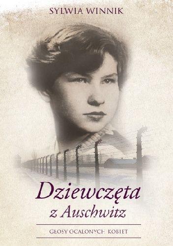 """okładka książki """"Dziewczęta z Auschwitz"""""""