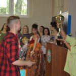 międzyszkolny konkurs fryzjerski w Pszowie