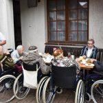 impreza plenerowa w DPS w Gorzycach