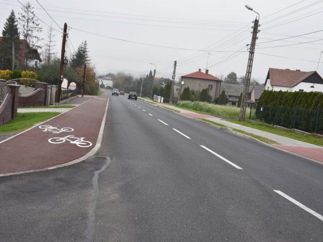 otwarcie ulicy Raciborskiej w Gorzycach