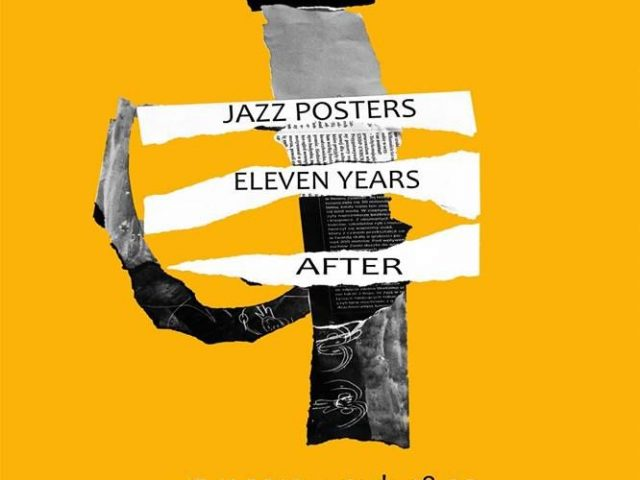 plakat jazz posters eleven years after
