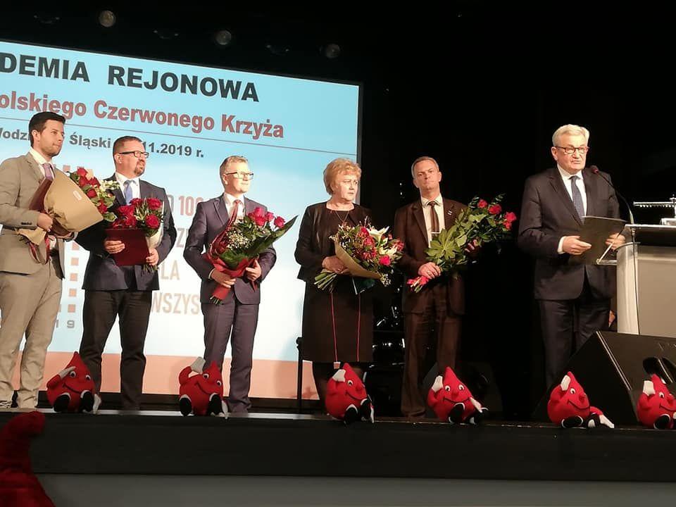 obchody 100-lecia działalności i istnienia Polskiego Czerwonego Krzyża