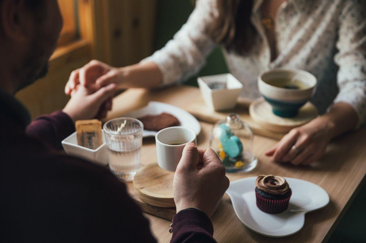 spotkanie przy kawie dla seniorów