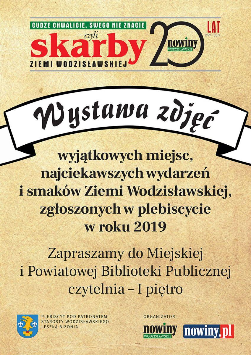 plakat wystawa zdjęć