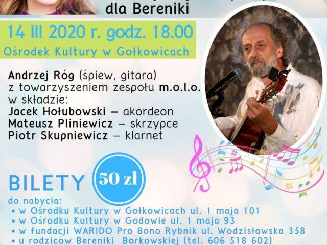 plakat recital moje ukochane