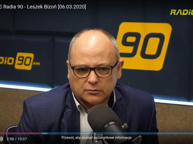 Czołówka Poranny Gość Radia90