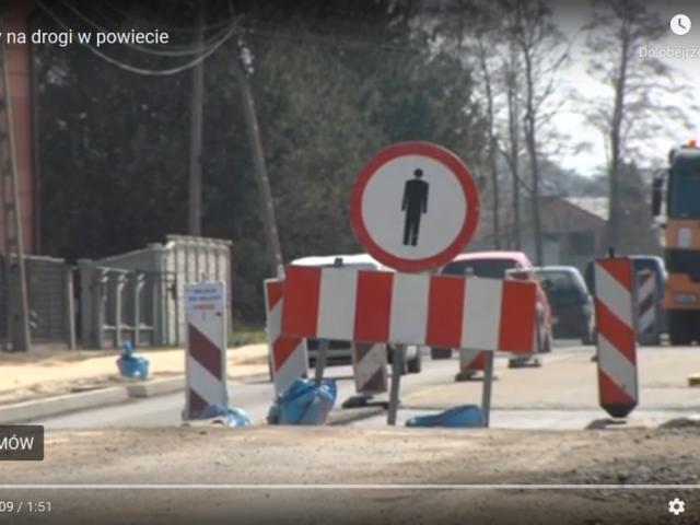 Fundusz dróg dla powiatu czołówka