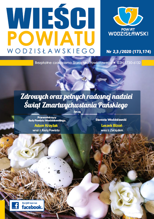 okładka wieści powiatu wodzisławskiego