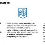 Szkoła w Chmurze Microsoft 2