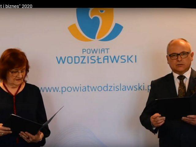 """Gala """"Powiat i biznes"""""""