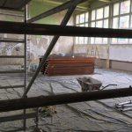 remont sali gimnastycznej w Tischnerze 2
