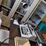szpitalna izba pamięci w Rydułtowach dawny gabinet lekarski