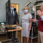 szpitalna izba pamięci w Rydułtowach prezes TMR prezentuje nową wystawę 2