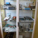 szpitalna izba pamięci w Rydułtowach sprzęt 12