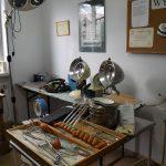 szpitalna izba pamięci w Rydułtowach sprzęt 13