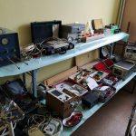 szpitalna izba pamięci w Rydułtowach sprzęt 24