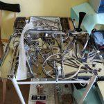 szpitalna izba pamięci w Rydułtowach sprzęt 25