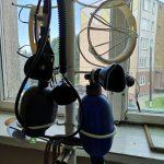 szpitalna izba pamięci w Rydułtowach sprzęt 28
