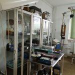 szpitalna izba pamięci w Rydułtowach sprzęt 31