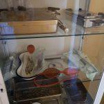szpitalna izba pamięci w Rydułtowach sprzęt 38