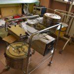 szpitalna izba pamięci w Rydułtowach sprzęt 4