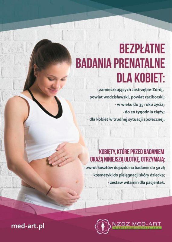 ulotka badania prenatalne s.1
