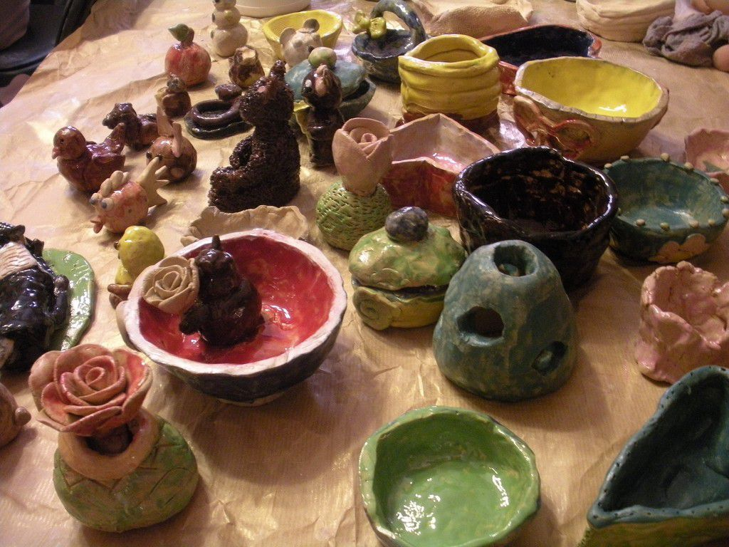 zdjęcie - Ceramika wykonana w WCK