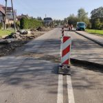Budowa chodnika przy ul. Rydułtowskiej w Radlinie (2) 2020