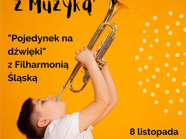 plakat - Rodzinne spotkania z muzyką w WCK