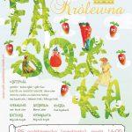 """Plakat - """"Królewna Fasolka"""" w WCK, 25.10.2020 r., godz. 16.00"""