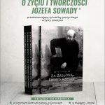 plakat - promocja książki o Józefie Sowadzie