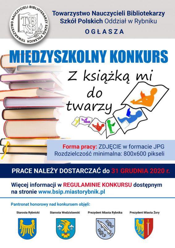 Konkurs Foto Z Książką Mi do Twarzy