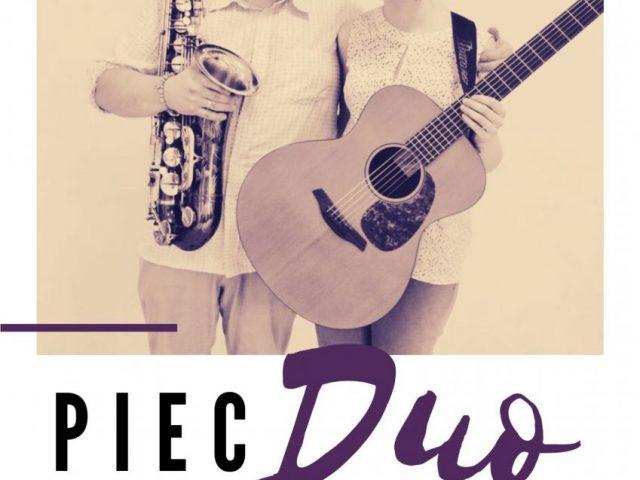 plakat - zespół Piec Duo online w WCK
