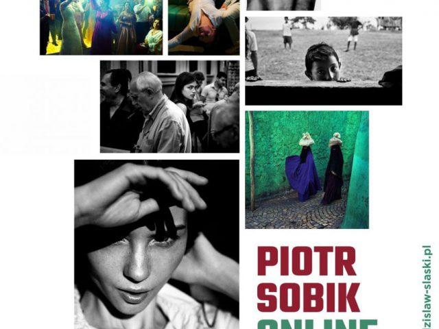 plakat - Piotr Sobik online w WCK