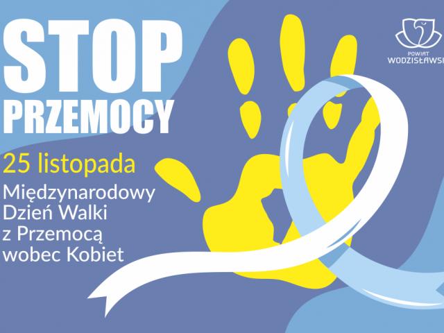 Stop Przemocy grafika okolicznościowa