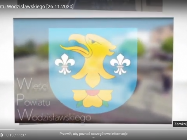 Wieści Powiatu Wodzisławskiego w TVT czołówka