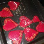 Ciasteczka - serduszka