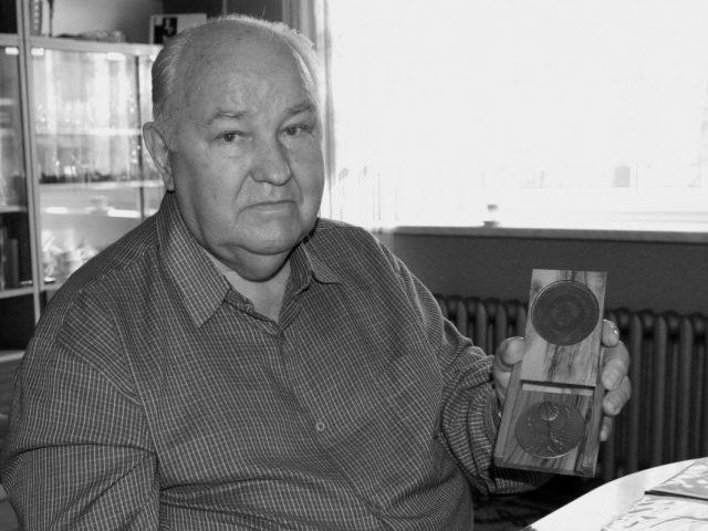 Stanisław Maroszek, foto dzięki uprzejmości portalu nowiny.pl