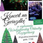 plakat - koncert online w WCK